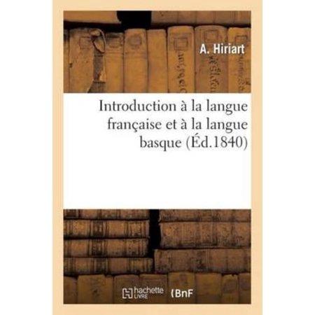 Introduction A La Langue Francaise Et A La Langue Basque  Grammaire Francaise  Par Demandes