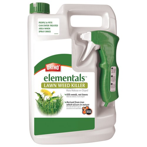 Ortho Elementals Lawn Weed Killer, 1gal