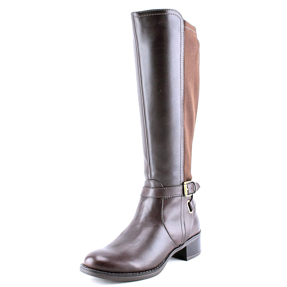 Franco Sarto Country Round Toe Synthetic Knee High Boot by Franco Sarto