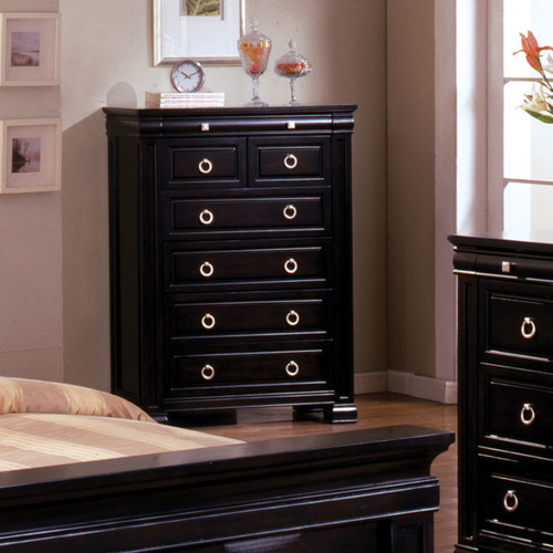 Hokku Designs Vanguard 5 Drawer Chest