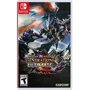 Monster Hunter Generations Ultimate, Capcom, Nintendo Switch, 013388410095