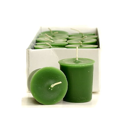 Bayberry Candle Tradition (Bayberry Votive Candles Votive Candles Pack: 12 per box 1.75 in. diameter x 2 in. tall )