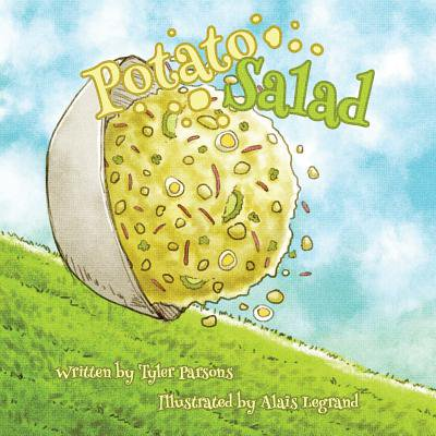 Potato Salad (Halloween Potato Salad)