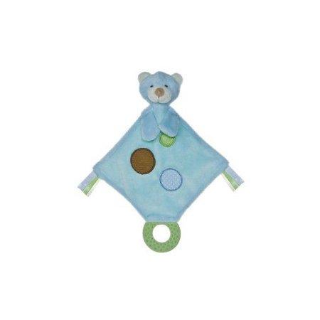 Blue Bear Lil' Teether Toy - 10; by Aurora - 20582