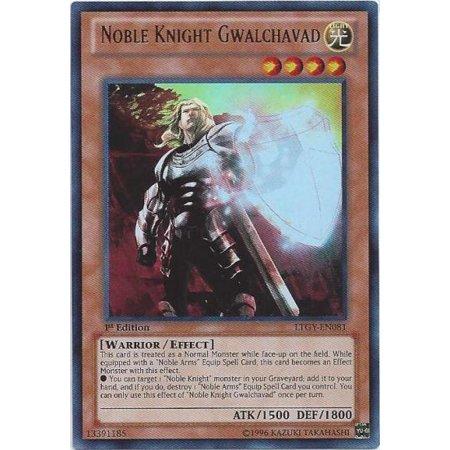 YuGiOh Lord of the Tachyon Galaxy Noble Knight Gwalchavad LTGY-EN081