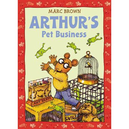 Arthur's Pet Business : An Arthur Adventure](Arthur's Halloween Book Activities)