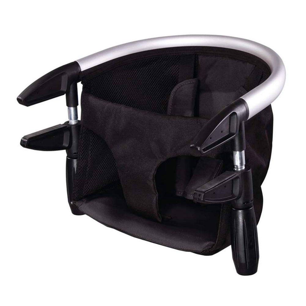 Phil&Teds Lobster Portable High Chair - Black