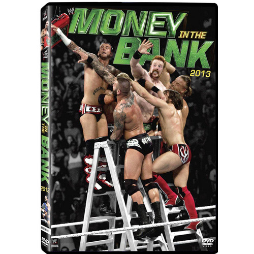 WWE: Money In The Bank 2013 (Full Frame)