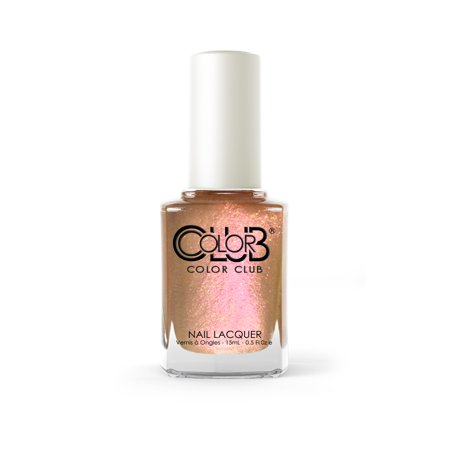 Color Club Shine Shifter Nail Polish, Rise and Shine