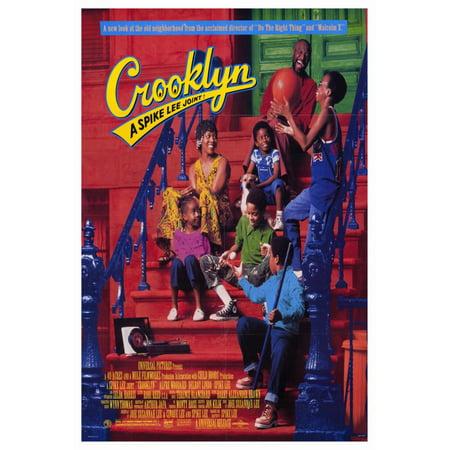 Crooklyn (1994) 27x40 Movie Poster](Halloween Movie Poster 27x40)