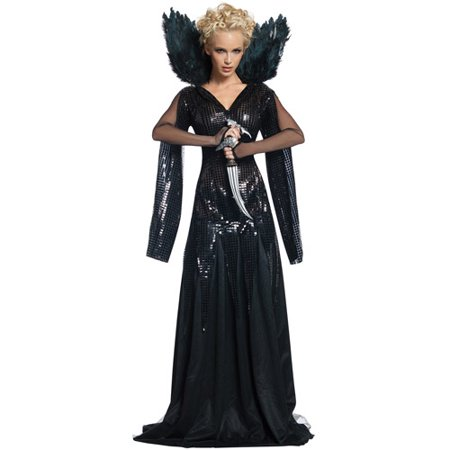 Queen Ravenna Deluxe Adult Halloween Costume](300 Queen Costume)