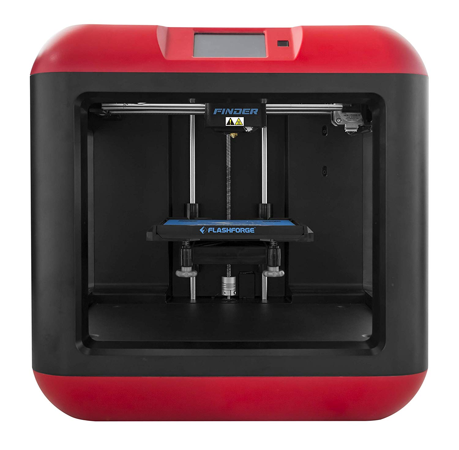 FlashForge Finder 3D Printer with Cloud, Wi-Fi, USB cable and Flash drive connectivity