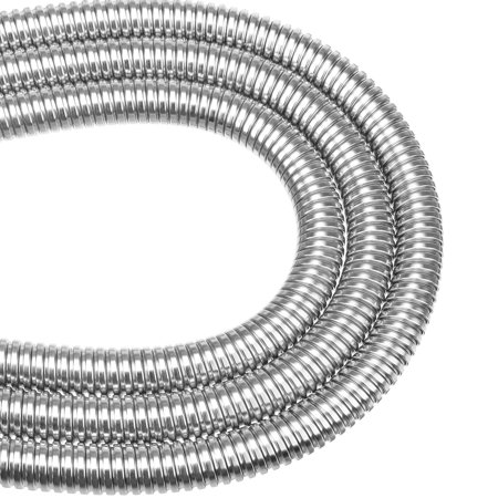 1.5M TAPCET Pull-Out Spray Replacement Hose Chrome With O-Ring for Kitchen Tap - image 2 of 7
