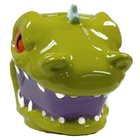 Molded Mug - Rugrats - Dinosaur Cup 16oz New mcmg-nick-reptar - Dinosaur Mug