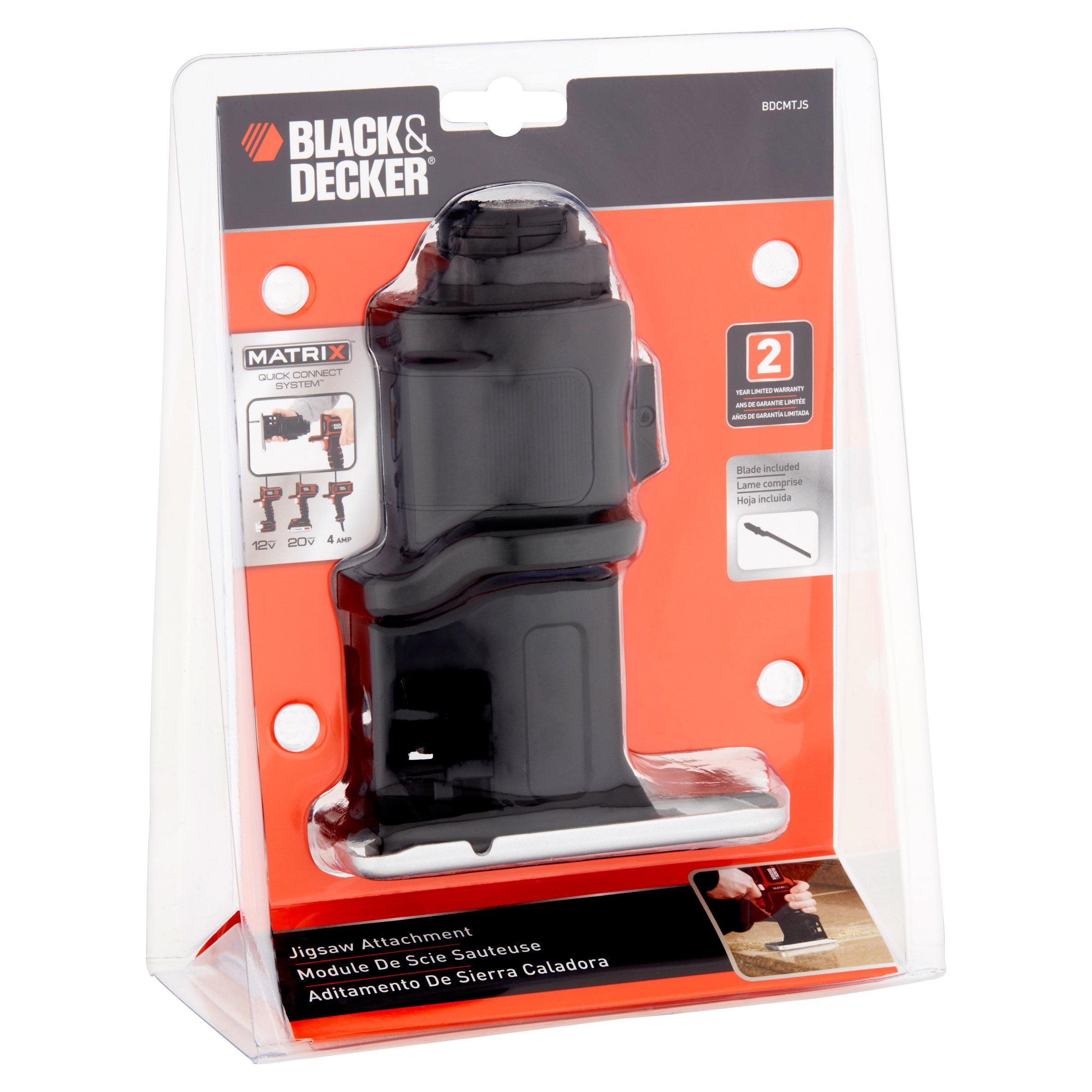 Black decker jigsaw attachment walmart greentooth Gallery
