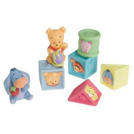 Winnie the Pooh Soft Blocks & Friends (Winnie The Pooh And Friends Halloween Costumes)