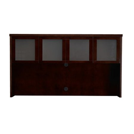 Mayline Group Mira Series 39'' H x 70'' W Desk Hutch