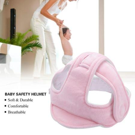 Sonew Casquette de protection anti-collision pour bébé, casque de sécurité pour bébé, casque de sécurité pour bébé, chapeau de sécurité pour bébé - image 7 de 9
