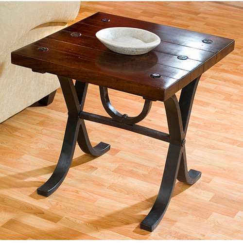 William Sheppee Rajah End Table by William Sheppee