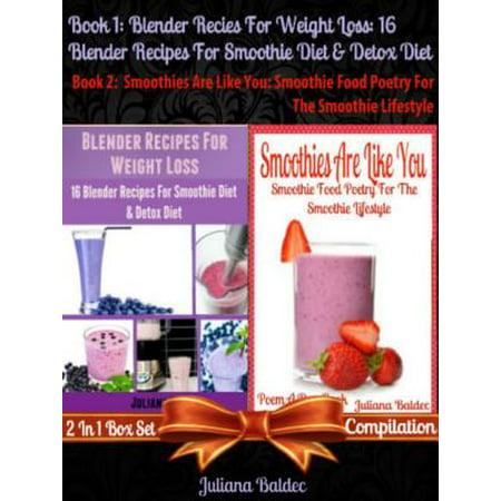 Best Blender Recipes For Weight Loss - eBook