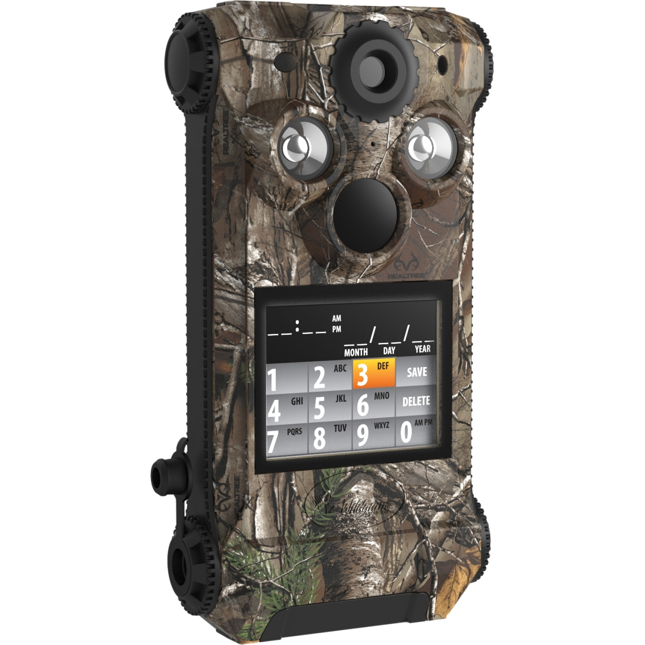 Wildgame Innovations Crush 12 Touch Game Camera, 12 Megapixel