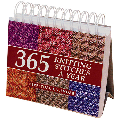 Martingale & Company 365 Knitting Stitches Calendar