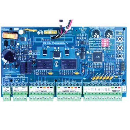 Mighty Mule R4211 Replacement Control Board for GTO/Mighty Mule Gate Openers ()