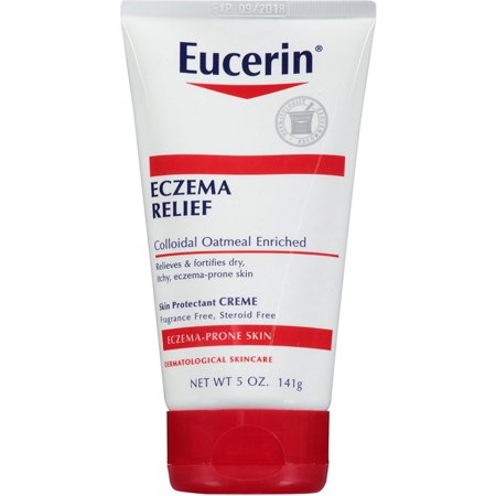 Eucerin Eczema Relief Body Creme  5 Oz