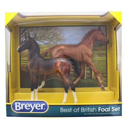 Breyer Traditional 1/9 Model Horse Set - Best of British