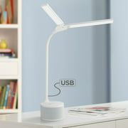 Ott-Lite OttLite Adjustable LED Desk Lamp with Bluetooth and USB