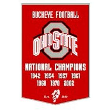 Super Bowl Dynasty Banner - Ohio State 24