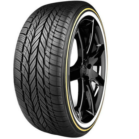 Vogue Custom Built Radial VIII 205/55R16 Tire (Renew Vogue)