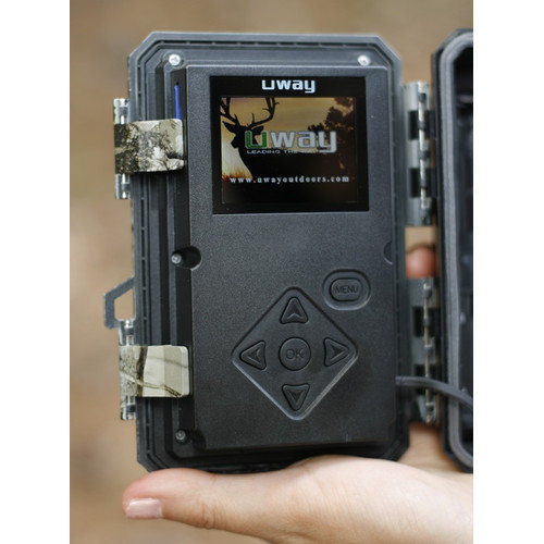 UWay Vigilant Hunter Blackout Invisible Flash Scouting Camera