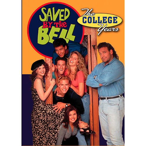 Saved By The Bell: The College Years Disc 1