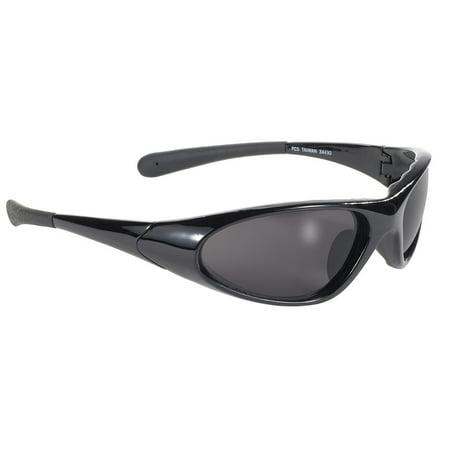 Kickstart Blaze Sunglasses Black Frame/Smoke (Sunglasses Blaze)