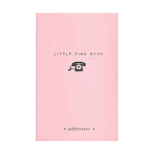 Little Pink Book of Addresses