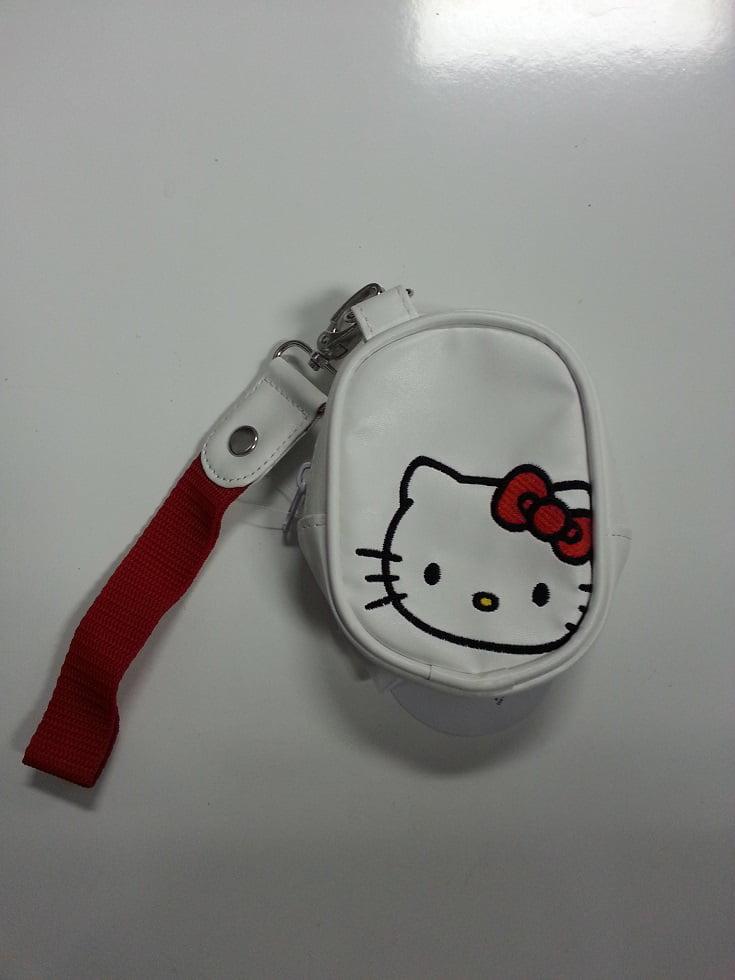 Camera Case Hello Kitty Sanrio Zipper Pouch New 776855 by Hello Kitty