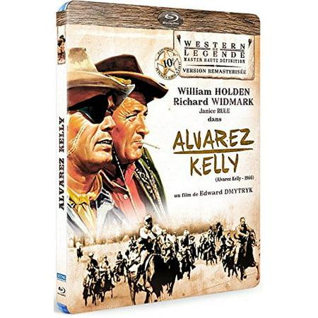 Alvarez Kelly [ Blu-Ray, Reg.A/B/C Import - France (Alvarez Yairi)