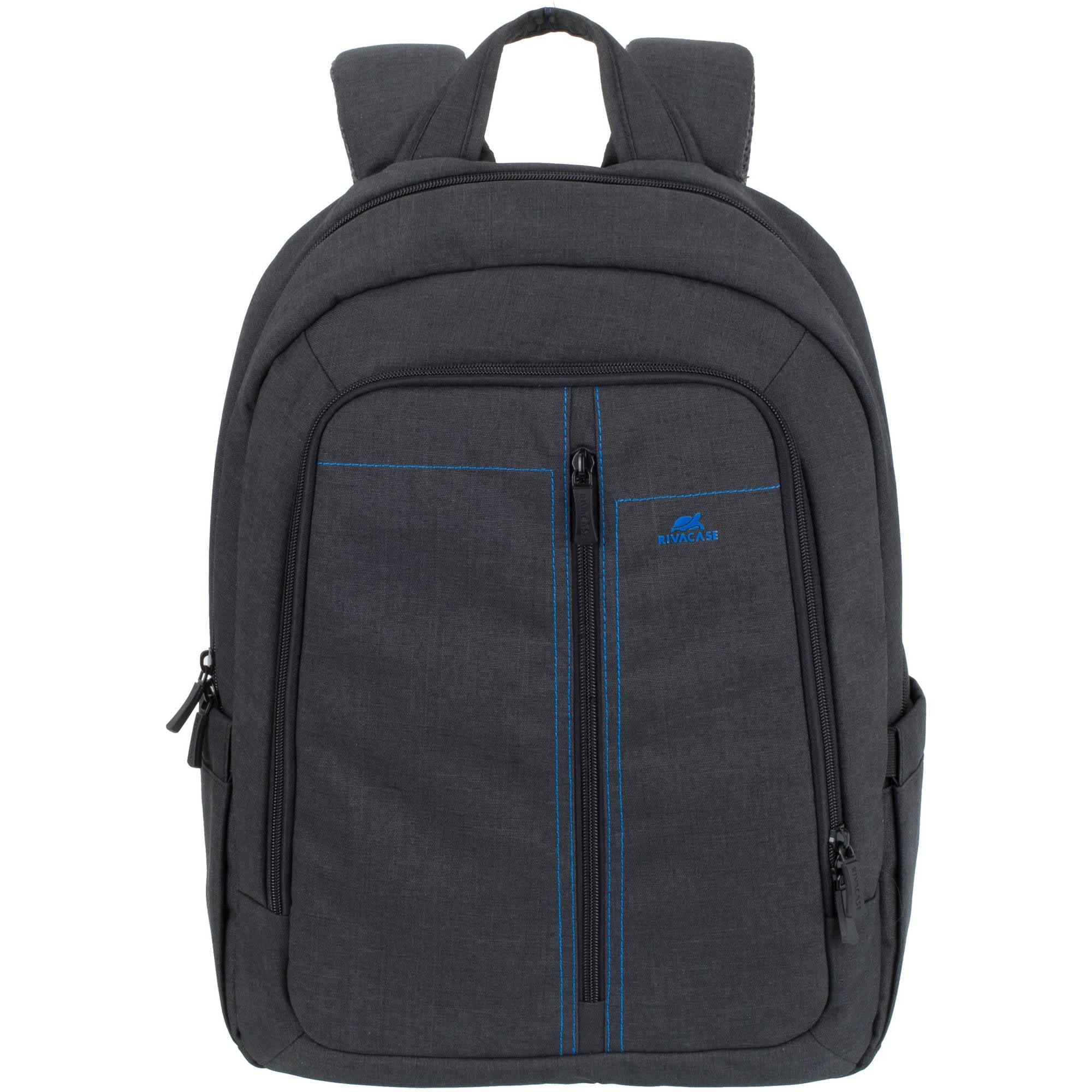 "RIVACASE 15.6"" Laptop Backpack 7560, Black"