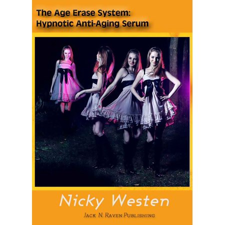 The Age Erase System: Hypnotic Anti Aging Serum -