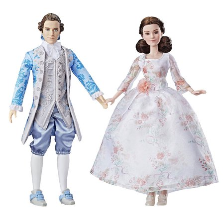 Disney Beauty and the Beast Royal Celebration Princess Doll  Belle and Prince