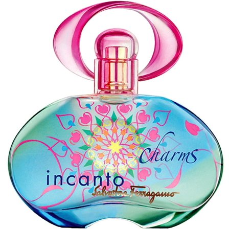 4 Pack - Incanto Charms by Salvatore Ferragamo Eau De Toilette Spray for Women 3.40 (Spray Incanto Charms)