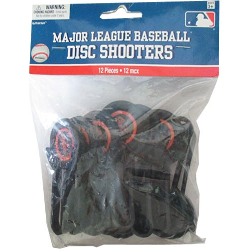 MLB Baltimore Orioles Disc Shooters / Favors (12ct)