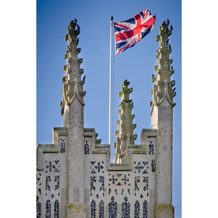 canvas print england flag british united kingdom union jack uk stretched canvas 10 x 14