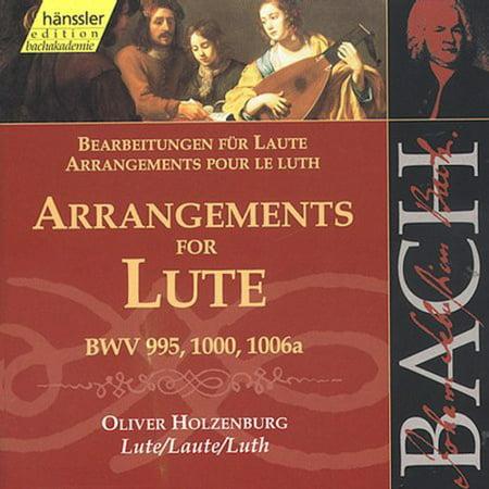 Arrangements for Lute