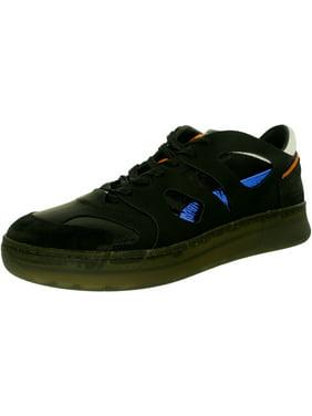 8112d4fdaa07 Puma Men s Mcq Move Lo Black-Black-Surf The Web Blue Ankle-High