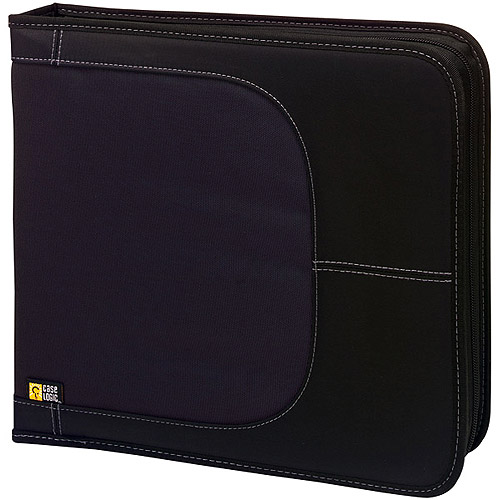 Case Logic Nylon 208-CD Wallet, CDW-208