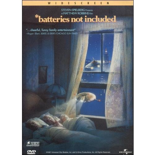batteries not included (Widescreen)