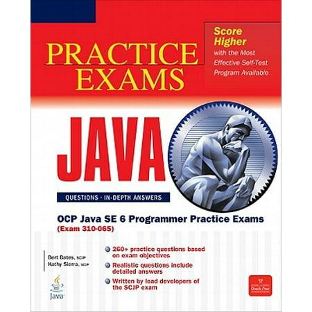 OCP Java SE 6 Programmer Practice Exams (Exam (Ocp Java Se 6 Programmer Practice Exams)