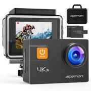 Best Dive Cameras - APEMAN Action Camera 4K 20MP WIFI Ultra HD Review